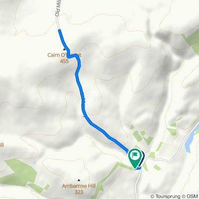 Cairn O Mount climb