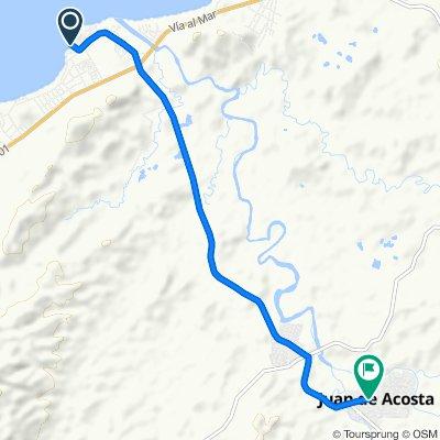 De Diagonal 5 13-64, Santa Verónica a Calle 7 7-2, Juan de Acosta