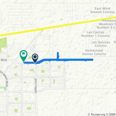 Edgemere Blvd, El Paso to 14363 Edgemere Blvd, El Paso