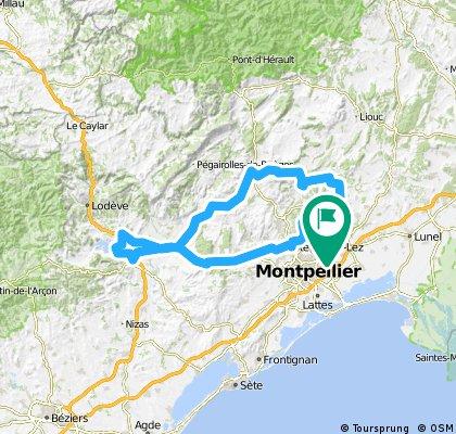 4 décembre 2010 - MUC Montpellier au Téléthon 2010