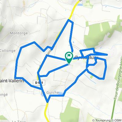 Confiné tour Pierre & Anne - 11.1km