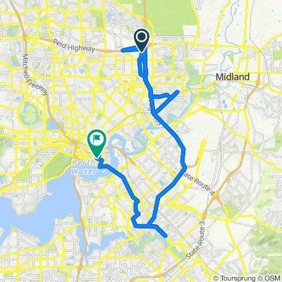 Della Road 30, Noranda to Goderich Street 122, Perth