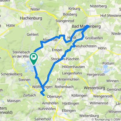 4 Türme-WW-Runde 39 km
