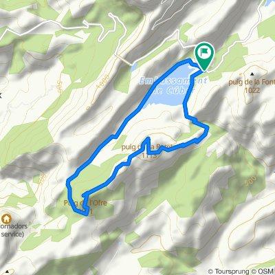 Mallorca a peu: sa Rateta-na Franquesa-l'Ofre, la ruta dels 3 mils
