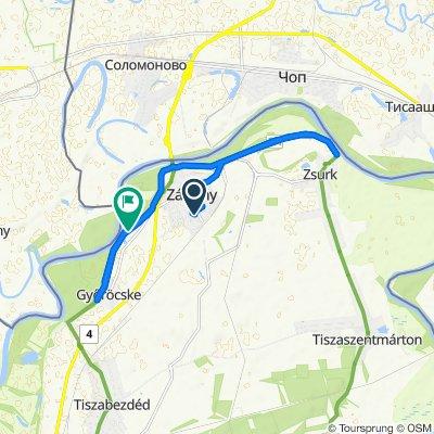 Online tesi 3. 1 óra/20 km bicaj