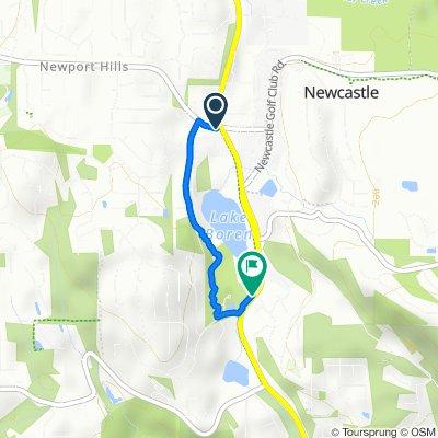 13049 Newcastle Way, Newcastle to 8299 Coal Creek Pkwy SE, Newcastle