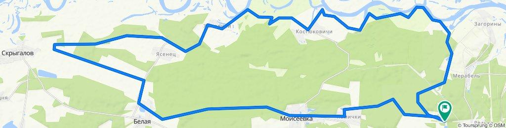 Веломарафон Припятский
