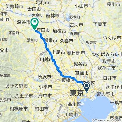 Arakawa Route
