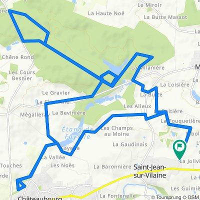 De La Morandière 9B, Saint-Jean-sur-Vilaine à La Morandière 9B, Saint-Jean-sur-Vilaine