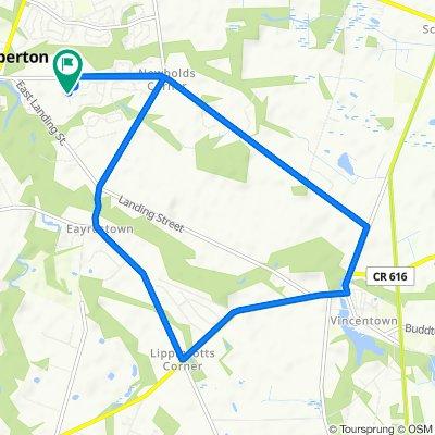 6 Stockton Rd, Lumberton to 6 Stockton Rd, Lumberton