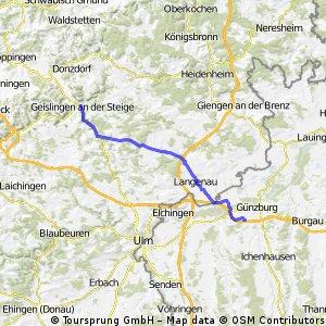 Geislingen - Leipheim