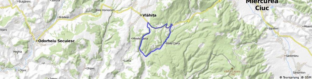 Kalibáskő-Kirulyfürdő-Szeltersz-Kalibáskő hurok
