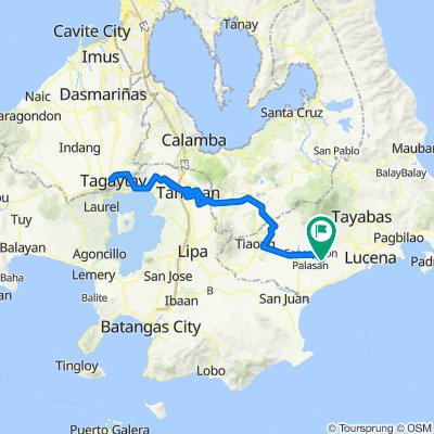 Tagaytay langs