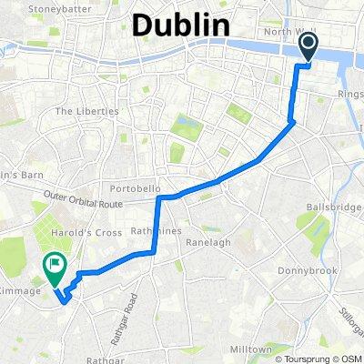 Sir John Rogerson's Quay 60, Dublin to Westfield Road 24