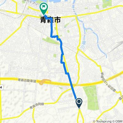 Imata, Aomori to 1-chōme 3, Aomori