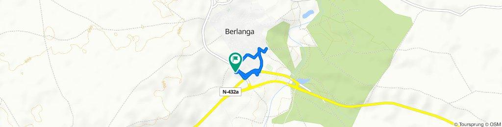 De Carretera Berlanga-Higuera 16 a Carretera Berlanga-Higuera 18