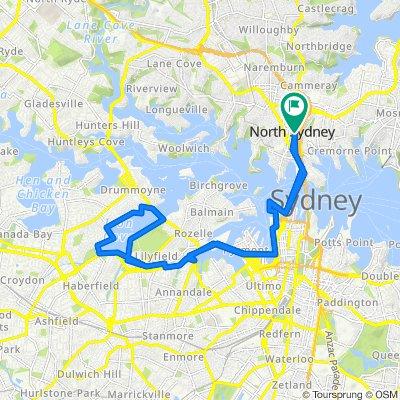 138 Walker Street, North Sydney to 138 Walker Street, North Sydney
