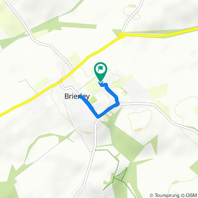 14 Spa Well Grove, Barnsley to 14 Spa Well Grove, Barnsley