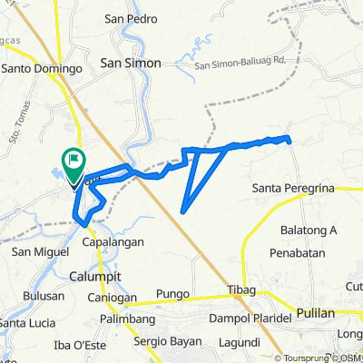 Unnamed Road, Apalit to Santiago Street 294, Apalit
