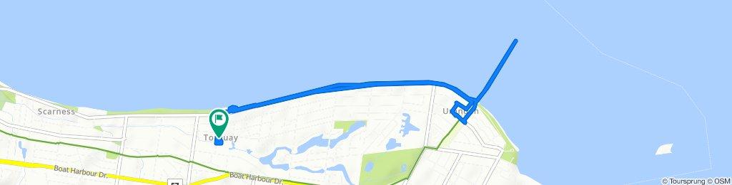 27 Truro Street, Torquay to 27 Truro Street, Torquay