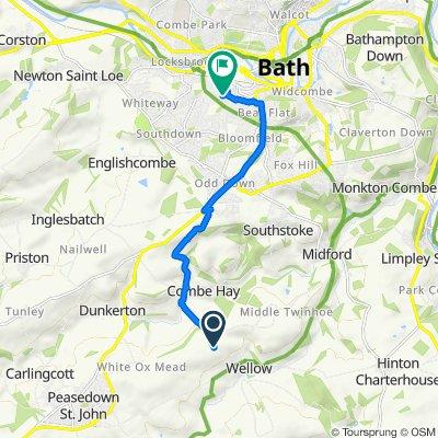 Bath Hill to Faulkland Road 5