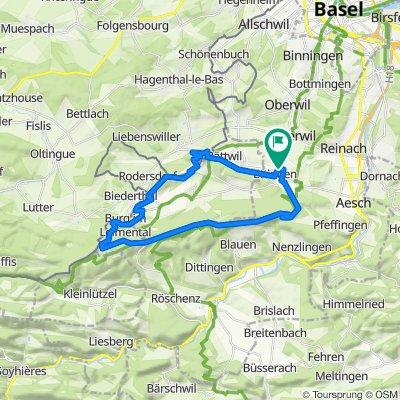 Blauen-Tour