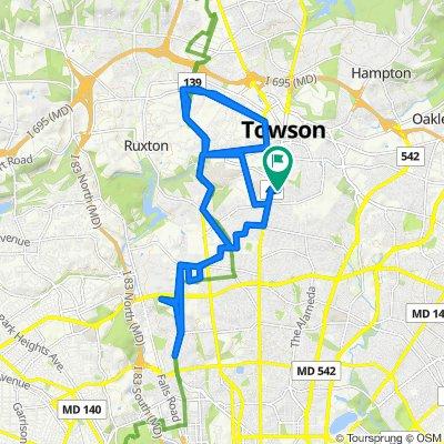 Towson Cycling
