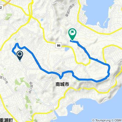 726, Tamagusuku Aichi, Nanjo-Shi to Sashiki Shinzato, Nanjo-Shi