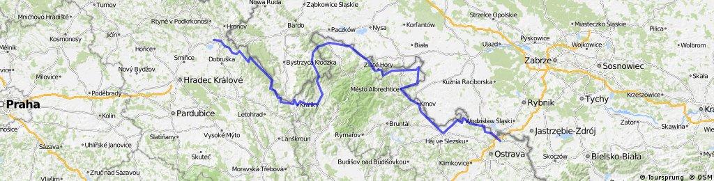 Circuit Rider CZ - Stage 1
