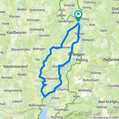 Allgäu - Römertour