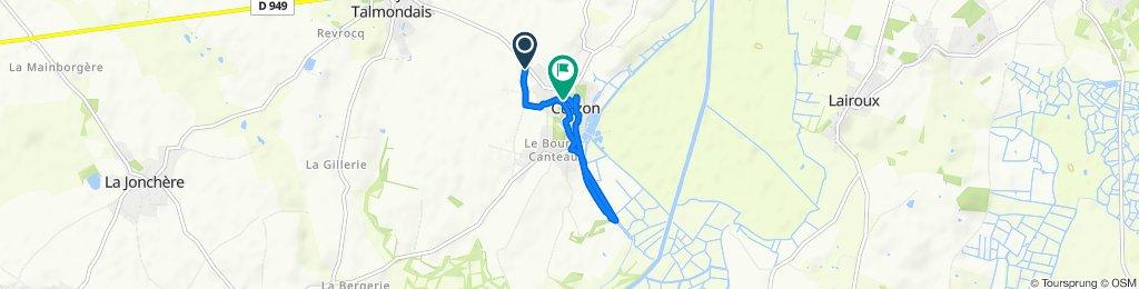 De Grand Carnabe, Curzon à 11 Rue du Petit Chemin, Curzon