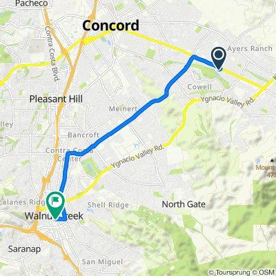 De Wolf Way 4816, Concord a North Broadway 1501, Walnut Creek