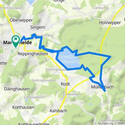 Bergischer Fuhrmannsweg (Streifzug #9)