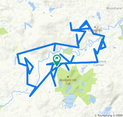 Ride Every Road: Merrimack 4
