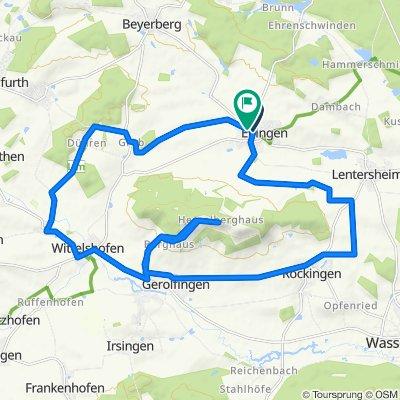 Hesselberg-Runde