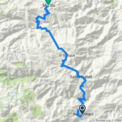 Dia 4: Anzoategui - Santa Isabel - Murillo