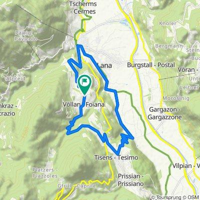 E-Bike Tour - Tisner Mittelgebirge