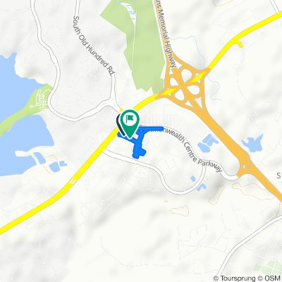 Hunt Master Drive 5216, Midlothian to Hunt Master Drive 5216, Midlothian