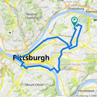 17 Mile Marathon Prep