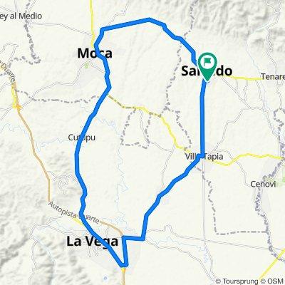 De Cruz Toribio, Salcedo a Cruz Toribio, Salcedo