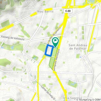 Ruta Can Dragó 1km