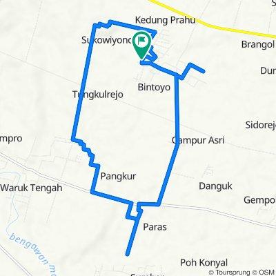 route pertama