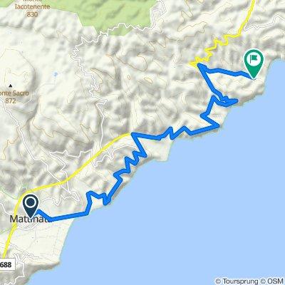 Patatrack - Giro dell'Acquedotto Pugliese e del Gargano - Giorno 4
