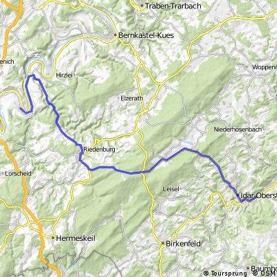 Leiwen-Thalfang-Idar-Oberstein