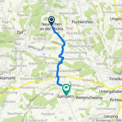 Neukirchen-Gampern