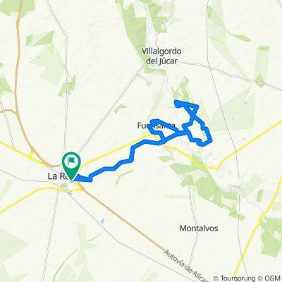 La Roda 2019-250m