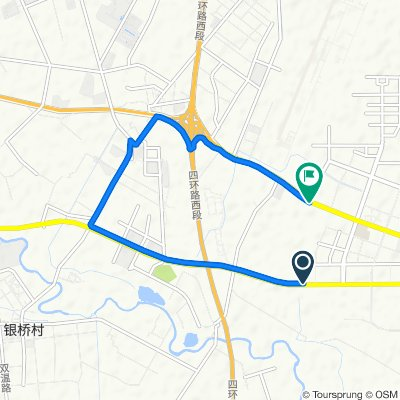 Caiqiao 1 Group 362, Chengdu to Riyue Avenue 2nd Section No.666 No.Attached1, Chengdu