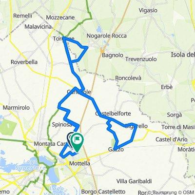 Da Folengo, Mottella a Via Giulio Romano 27, San Giorgio Bigarello