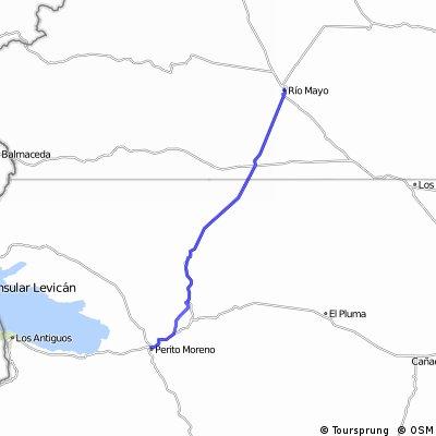 26 Rio Mayo - Perito Moreno