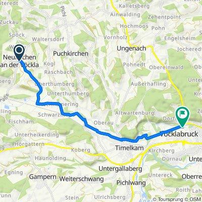 Neukirchen-Vöcklabruck